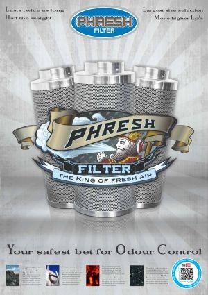 Phresh Filter Poster